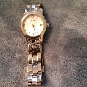 DKNY Stainless steel women's watch